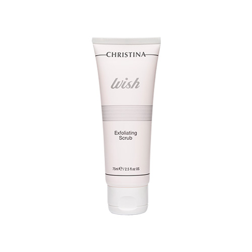 Wish Exfoliating Scrub - Скраб-эксфолиатор